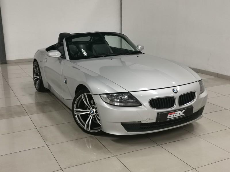 2007 BMW Z4 2.0i Roadster e85  Gauteng Johannesburg_0