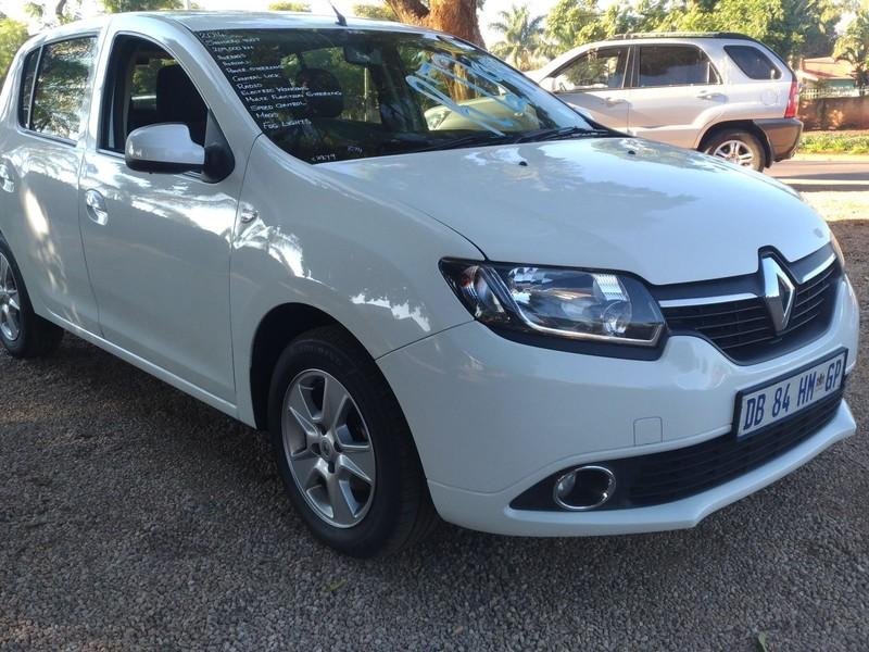 2014 Renault Sandero 900 T Dynamique Gauteng Pretoria_0