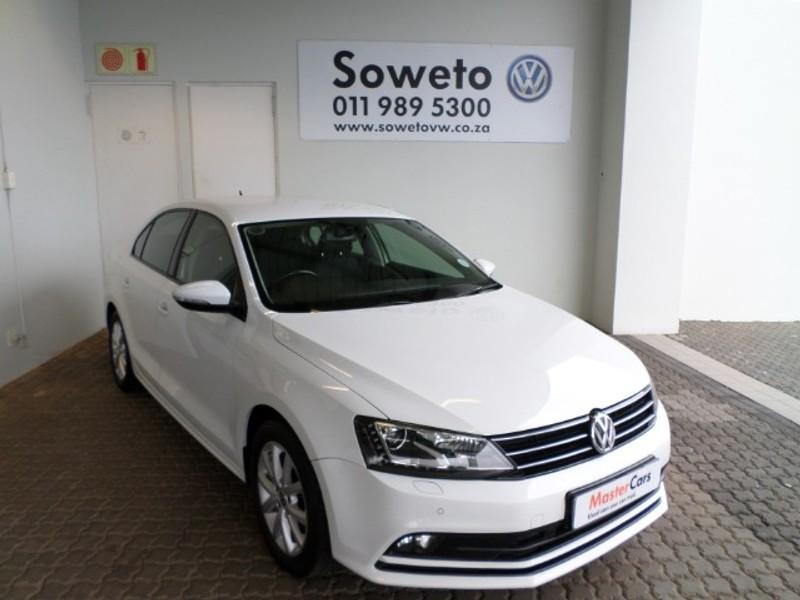 2015 Volkswagen Jetta GP 1.6 TDI Comfortline Gauteng Soweto_0