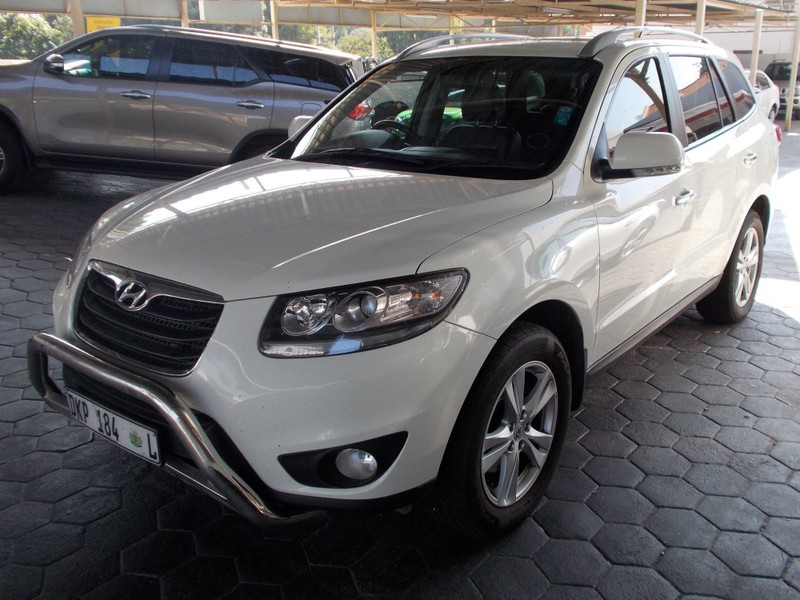 Used Hyundai Santa Fe R2 2 Crdi Gls Auto 4x4 For Sale In