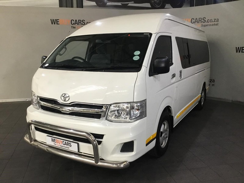 2013 Toyota Quantum 2.7 14 Seat  Western Cape Cape Town_0