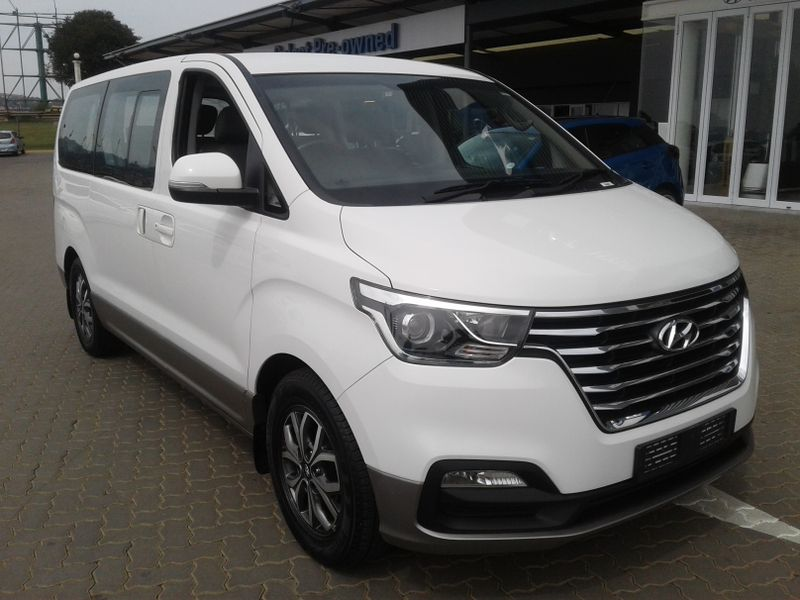 2019 Hyundai H1 2.5 CRDI Wagon Auto Gauteng Roodepoort_0