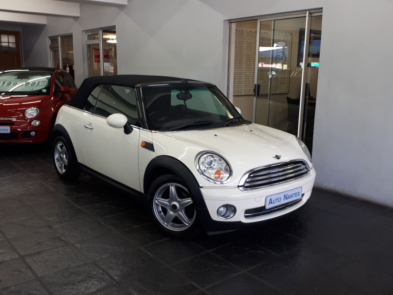 Used Mini Cooper Convertible For Sale In Western Cape Carscoza