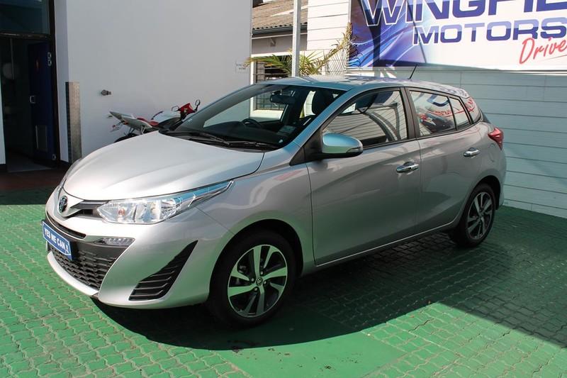 2018 Toyota Yaris 1.5 Xs 5-Door Western Cape Cape Town_0