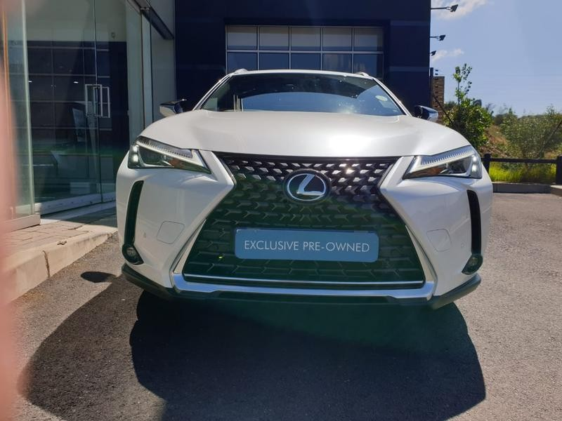 2019 Lexus UX 200 EX Gauteng Rosettenville_0