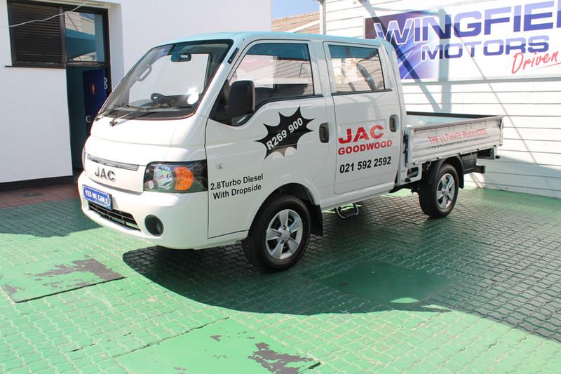 2019 JAC X200 2.8 TD DC DS ABS Aircon Western Cape Cape Town_0