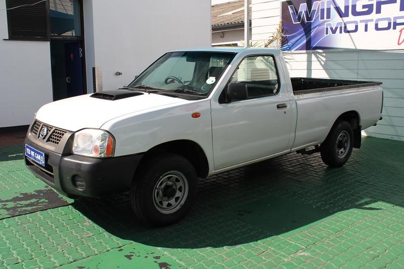 2014 Nissan NP300 Hardbody 2.5 TDI LWB SE ko5k28 Bakkie Single cab Western Cape Cape Town_0