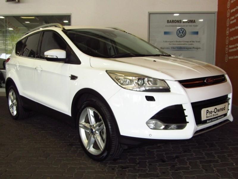 2013 Ford Kuga 1.6 Ecoboost Titanium AWD Auto Gauteng Johannesburg_0
