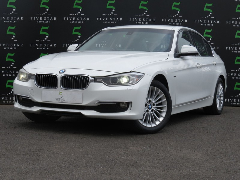 Used Bmw 3 Series 320d Luxury Line A T F30 For Sale In