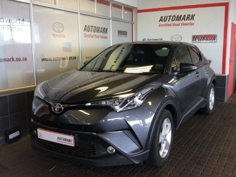 2017 Toyota C-HR 1.2T Plus CVT Mpumalanga Witbank_0