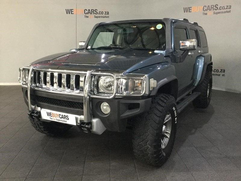 2009 Hummer H3 V8 Luxury At  Western Cape Cape Town_0