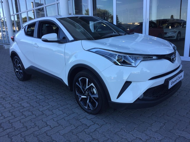 2018 Toyota C-HR 1.2T Plus CVT Western Cape Tygervalley_0