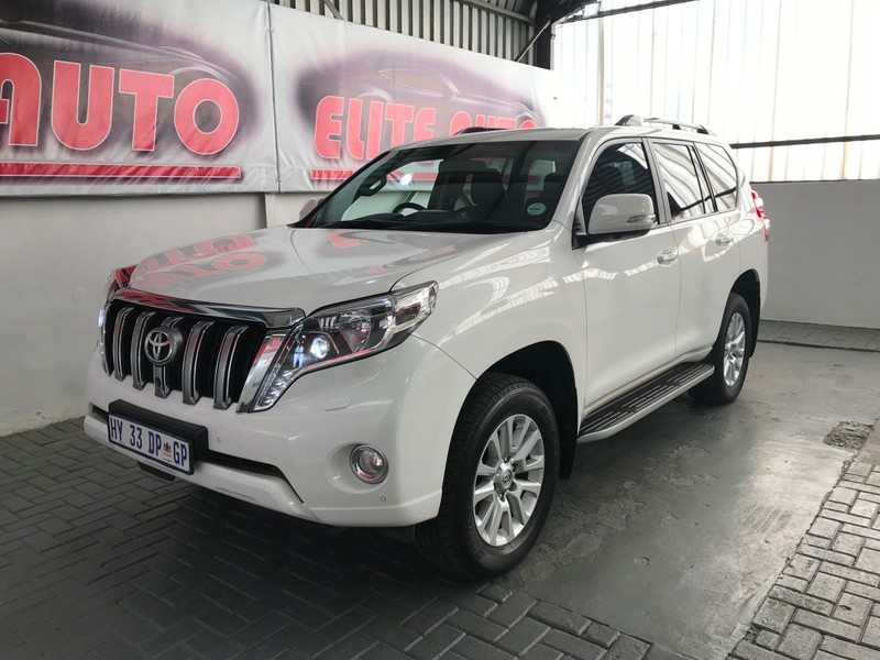 2014 Toyota Prado VX 3.0 TDi Auto Gauteng Vereeniging_0