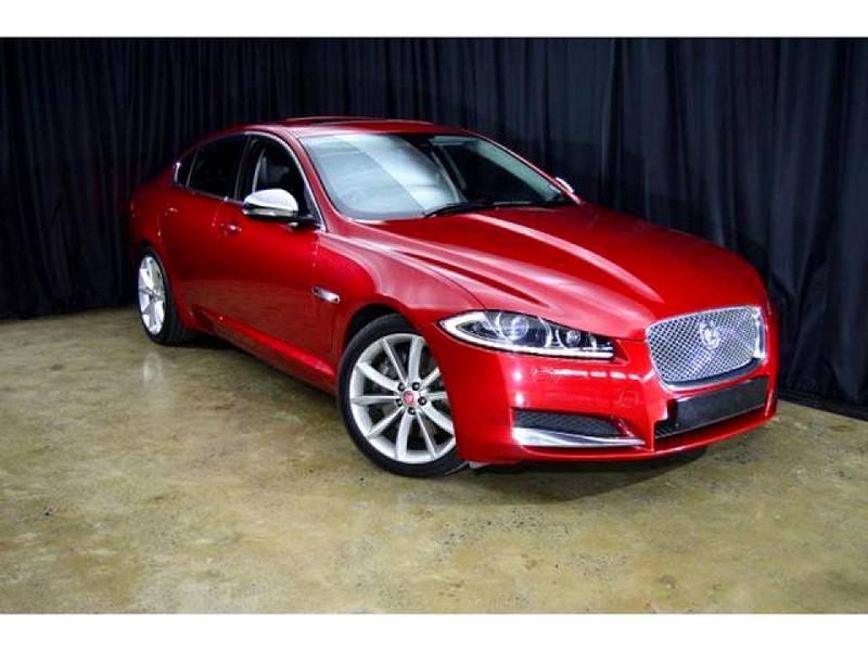 2013 Jaguar XF 3.0 Sc Premium Luxury  Gauteng Centurion_0