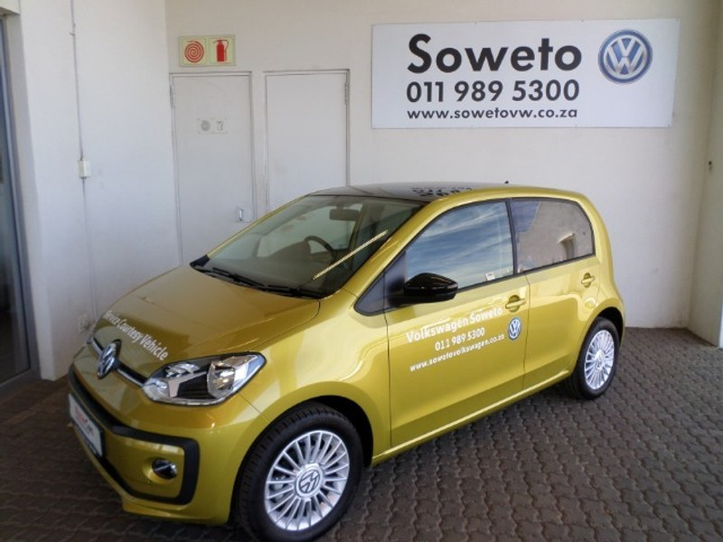 2018 Volkswagen Up Move UP 1.0 5-Door Gauteng Soweto_0