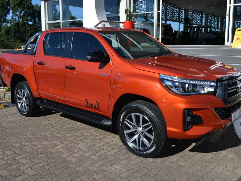 Used Toyota Hilux dakar edition for sale in Kwazulu Natal - Cars co