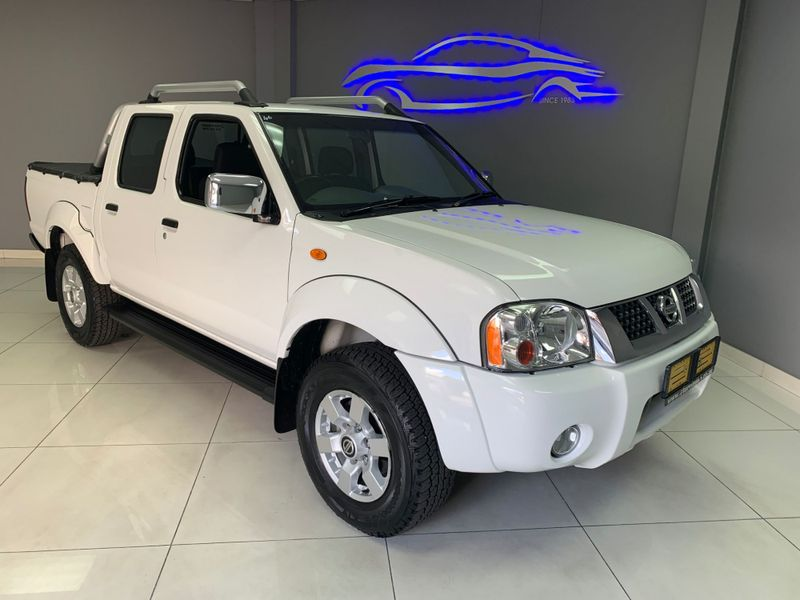 2018 Nissan NP300 Hardbody 2.4i HI-RIDER Double Cab Bakkie Gauteng Vereeniging_0