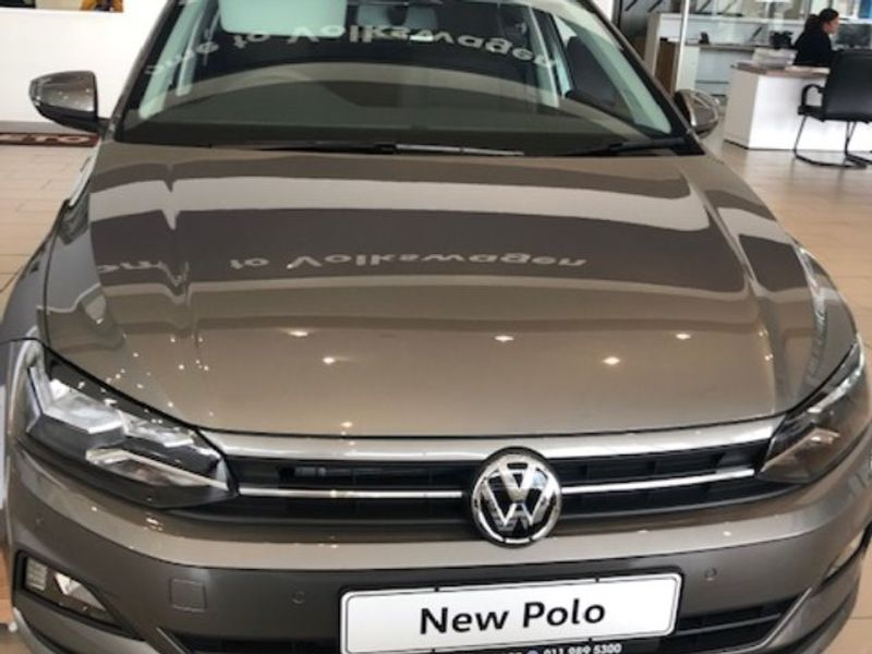 2019 Volkswagen Polo 1.0 TSI Comfortline DSG Gauteng Soweto_0
