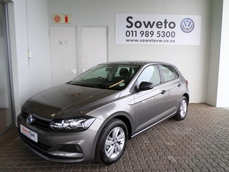 2018 Volkswagen Polo 1.0 TSI Trendline Gauteng Soweto_0
