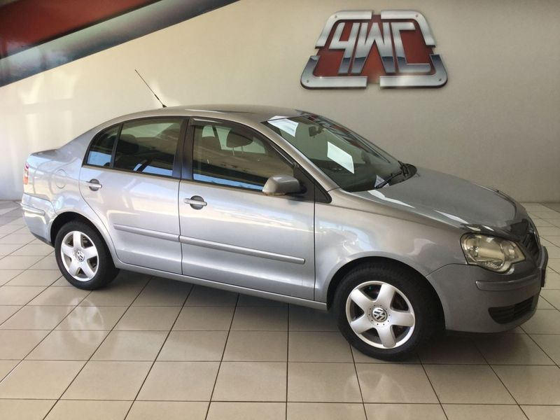 2006 Volkswagen Polo 1.6 Comfortline  Mpumalanga Middelburg_0