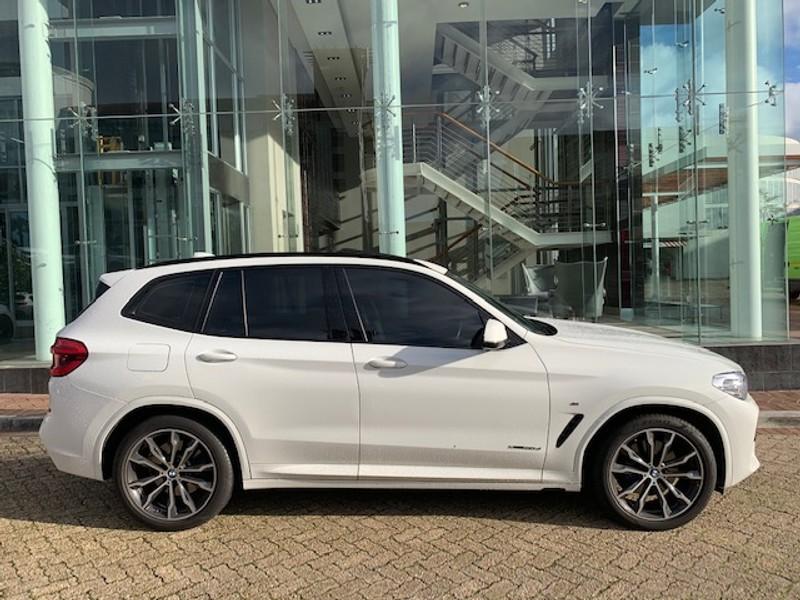 2018 BMW X3 xDRIVE 30d M Sport G01 Western Cape Cape Town_0