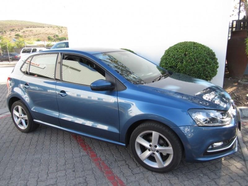 2014 Volkswagen Polo 1.2 TSI Comfortline 66KW Western Cape Stellenbosch_0