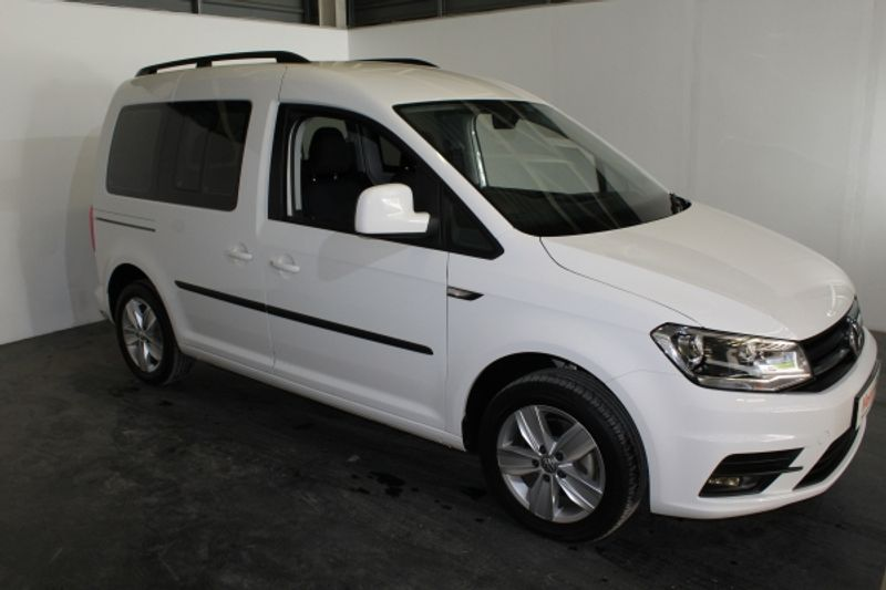 2019 Volkswagen Caddy 1.0 TSI Trendline Eastern Cape East London_0