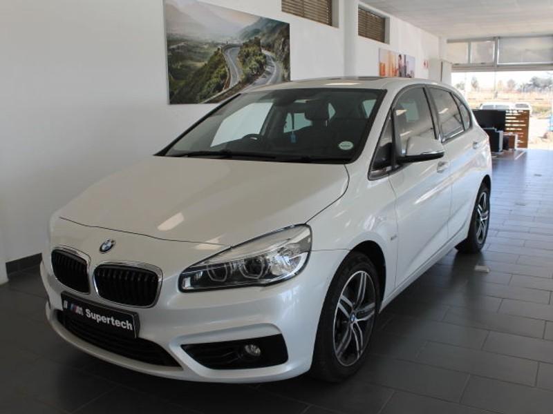 2016 BMW 2 Series 220i Sport Line Active Tourer Auto Kwazulu Natal Newcastle_0