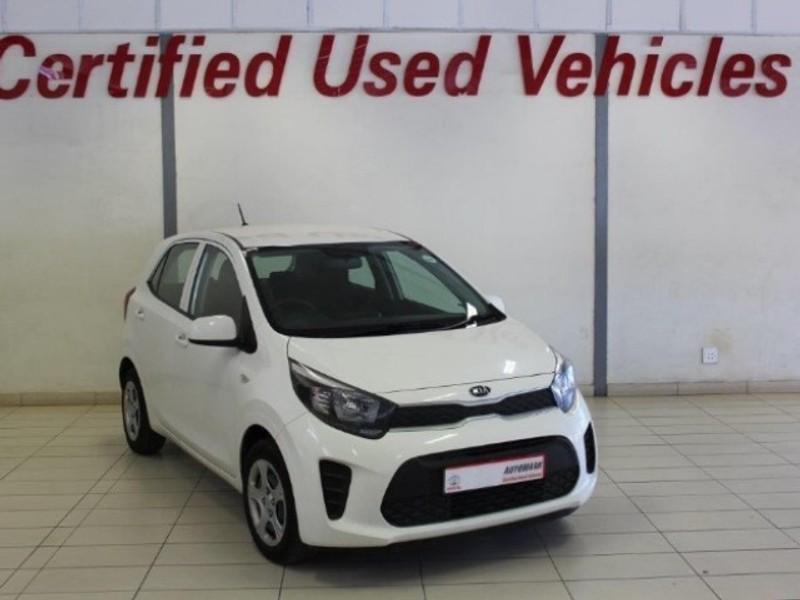2018 Kia Picanto 1.0 Street Western Cape Stellenbosch_0