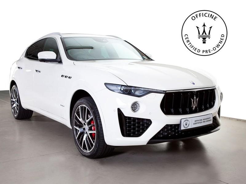 2018 Maserati Levante S Gauteng_0