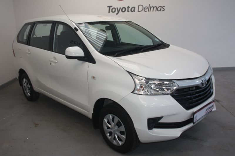 2016 Toyota Avanza 1.5 SX Auto Mpumalanga Delmas_0
