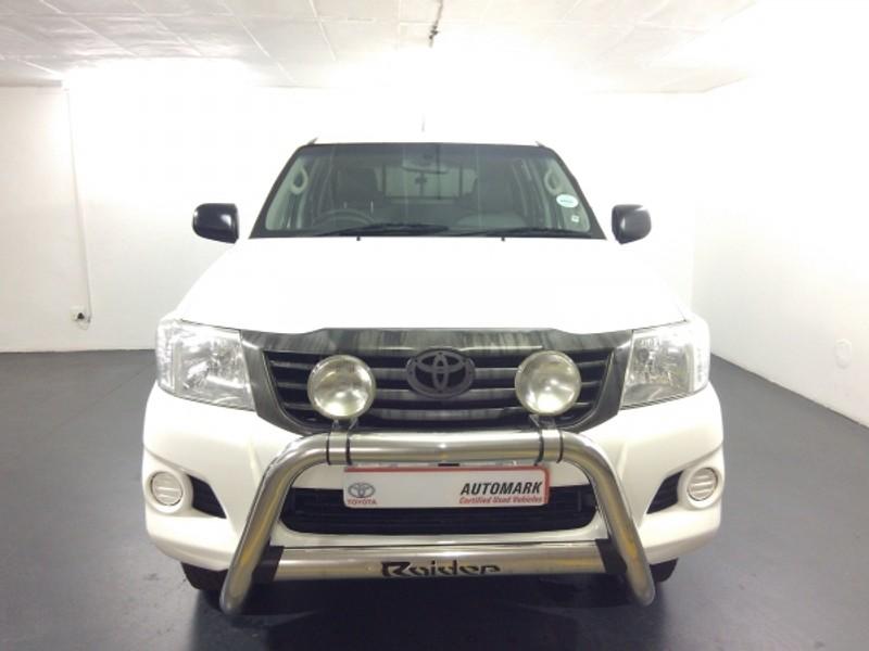 2015 Toyota Hilux 2.5d-4d Srx 4x4 Pu Dc  Limpopo Tzaneen_0