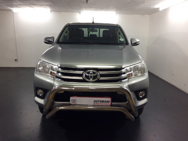 2017 Toyota Hilux 2.8 GD-6 Raider 4X4 Double Cab Bakkie Auto Limpopo Tzaneen_0