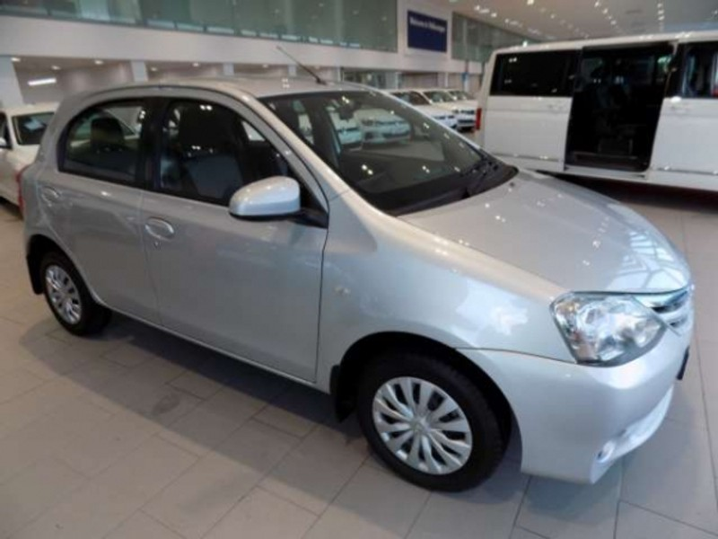 2014 Toyota Etios 1.5 Xs 5dr  Western Cape Paarl_0