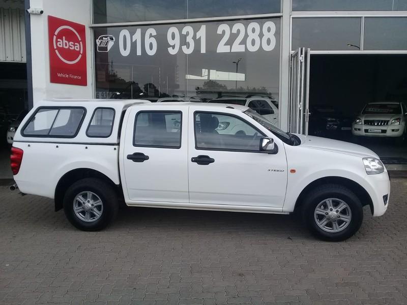 2016 GWM Steed Cheap Dubble cab Bakkie Gauteng Vanderbijlpark_0