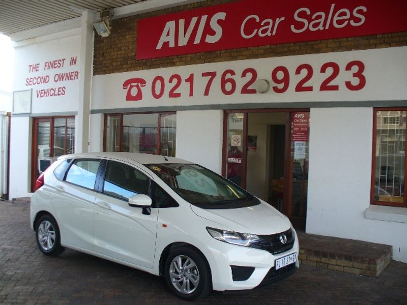 2018 Honda Jazz 1.2 Comfort CVT Western Cape Cape Town_0