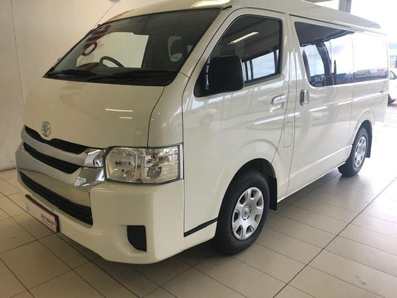 2016 Toyota Quantum 2.5 D-4d 10 Seat  Western Cape Kuils River_0