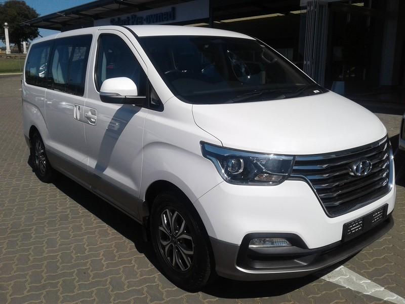 2018 Hyundai H1 2.5 CRDI Wagon Auto Gauteng Roodepoort_0