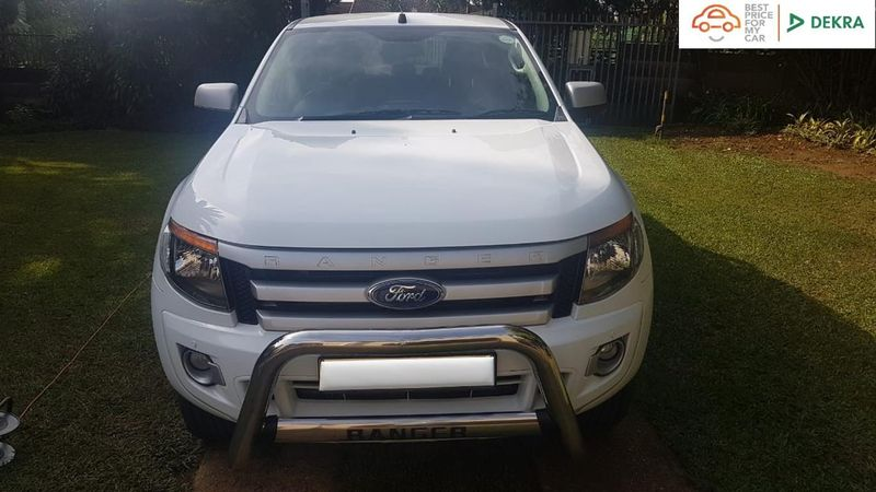2015 Ford Ranger 2.2tdci Xl Pu Dc  Western Cape Goodwood_0