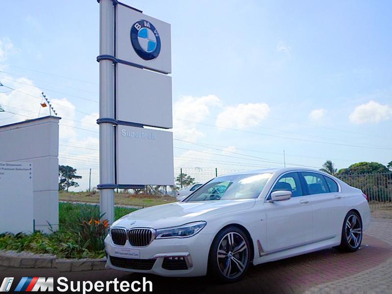 2019 BMW 7 Series 750i M Sport Kwazulu Natal Durban_0