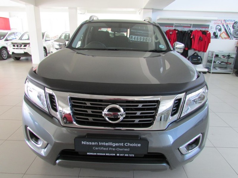 Used Nissan Navara 2 3D SE 4X4 Double Cab Bakkie for sale in Free