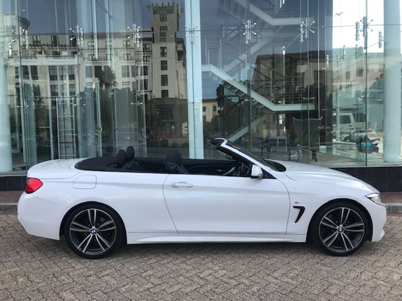 2015 BMW 4 Series 428i Convertible M Sport Auto Western Cape Cape Town_0