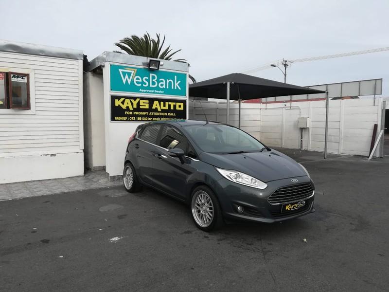 2013 Ford Fiesta 1.0 Ecoboost Titanium 5dr  Western Cape Athlone_0