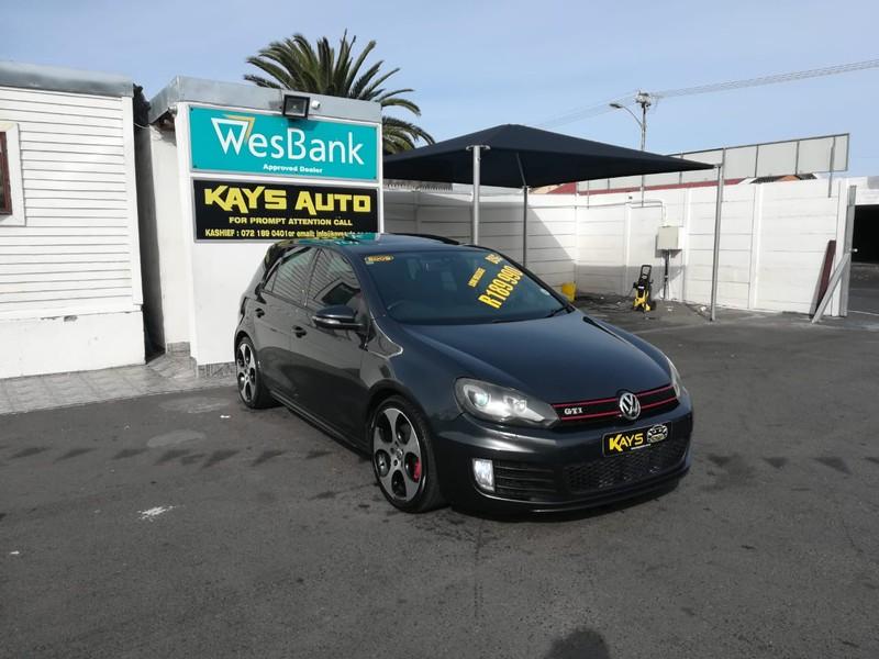 2009 Volkswagen Golf Golf 6 GTI DSG Western Cape Athlone_0