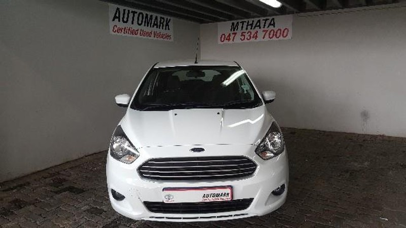 Used Ford Figo 1 5 Trend 5-Door for sale in Eastern Cape