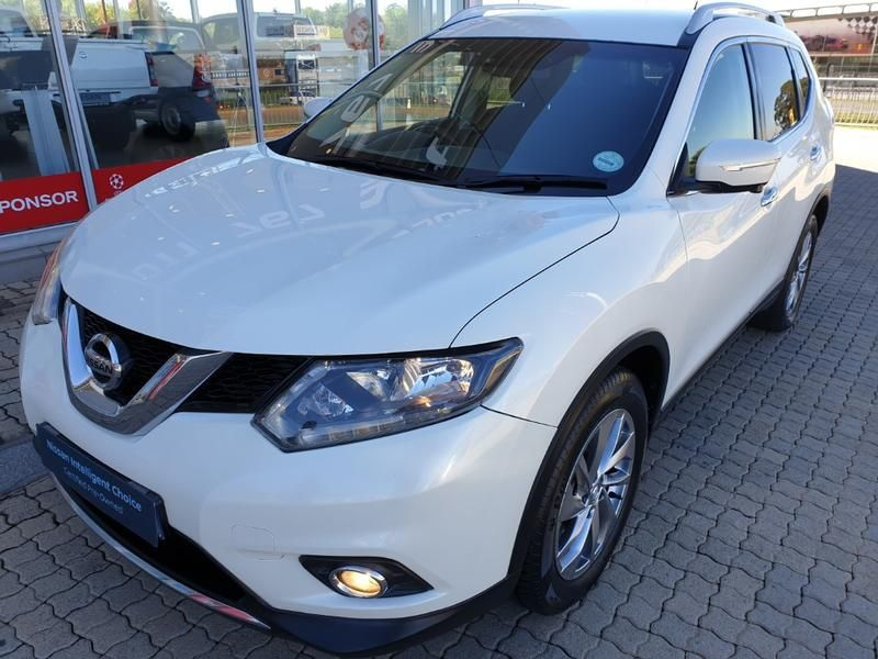 2017 Nissan X-trail 2.5 SE 4X4 CVT T32 Gauteng Roodepoort_0