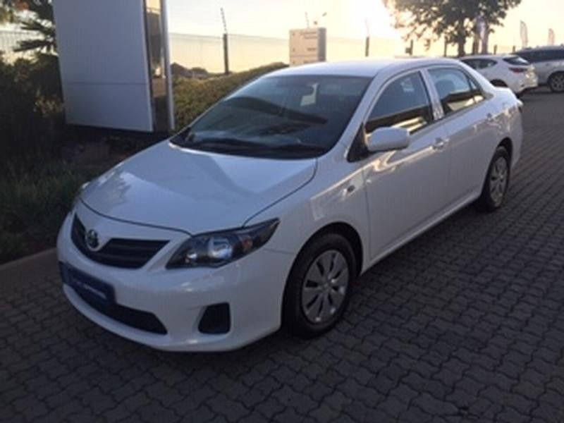 2017 Toyota Corolla Quest 1.6 Auto Gauteng Johannesburg_0