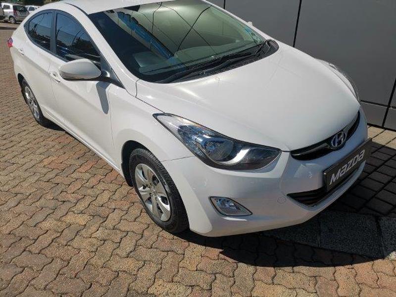 2013 Hyundai Elantra 1.6 Gls  Gauteng Boksburg_0
