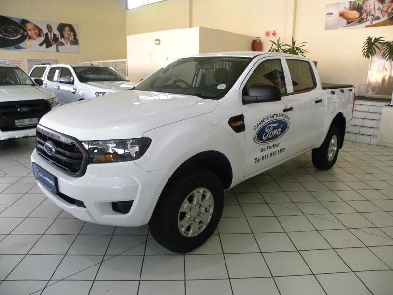 2019 Ford Ranger 2.2TDCi XL Auto Double Cab Bakkie Gauteng Springs_0
