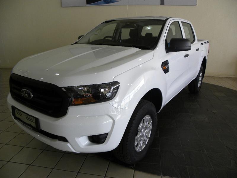 2019 Ford Ranger 2.2TDCi XL Double Cab Bakkie Gauteng Springs_0